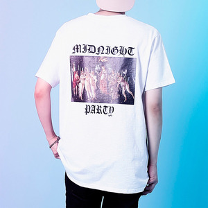 masterpiece T-SHIRTS (WHITE)
