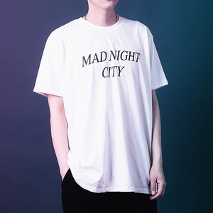 MID NIGHT T-SHIRTS MEN (OFFWHITE)