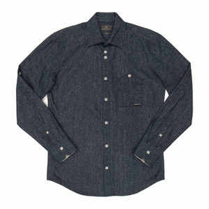 Dark Surprise Brushed Oxford Shirt