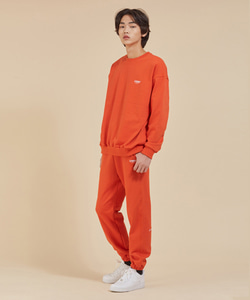 UMM LATITUDE JOGGER SET / ORANGE