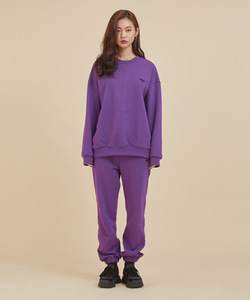 UMM LATITUDE JOGGER SET / PURPLE