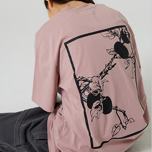 PERSIMMON TREE T-SHIRT_INDIPINK