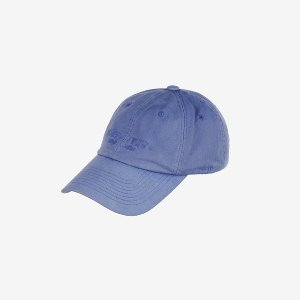 [얀13] SIGNATURE PIGMENT DYE BALL CAP_SKY BLUE