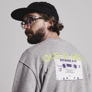 old tape sweat shirts_GREY
