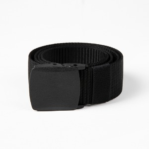 WEBBING BELT [BLACK]